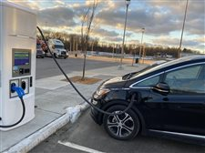 Indiana Toll Road adds electric vehicle charging stations